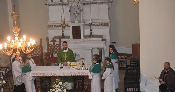 TRNJANI -Misa crkva Sv. MARKA -2020