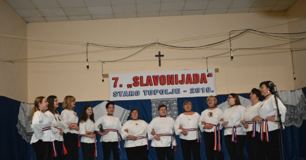 Staro Topolj - 7 . SLAVONIJADA 2019