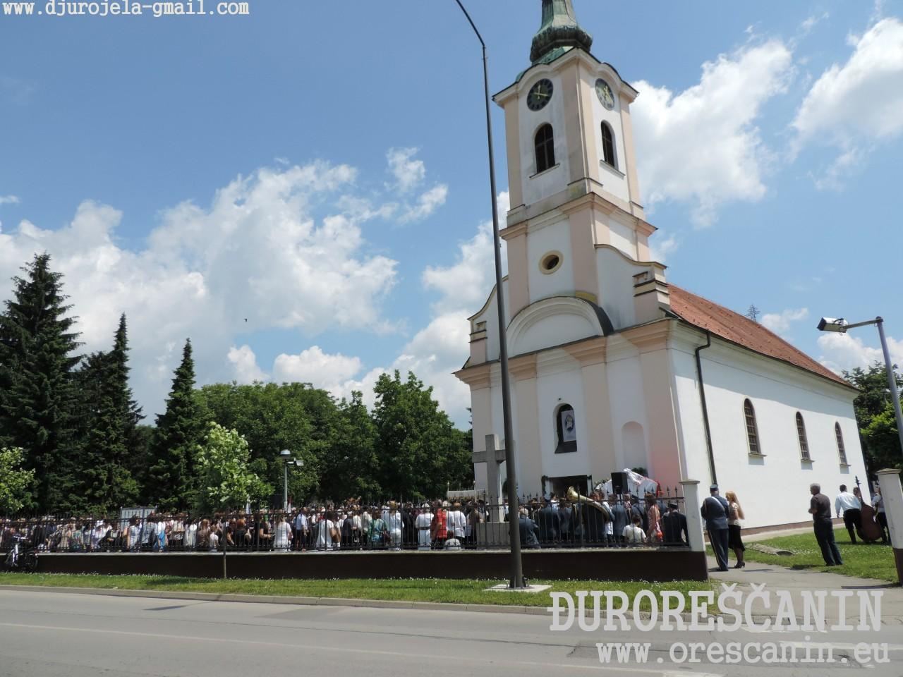 TIJELOVO Sl Brod   2016