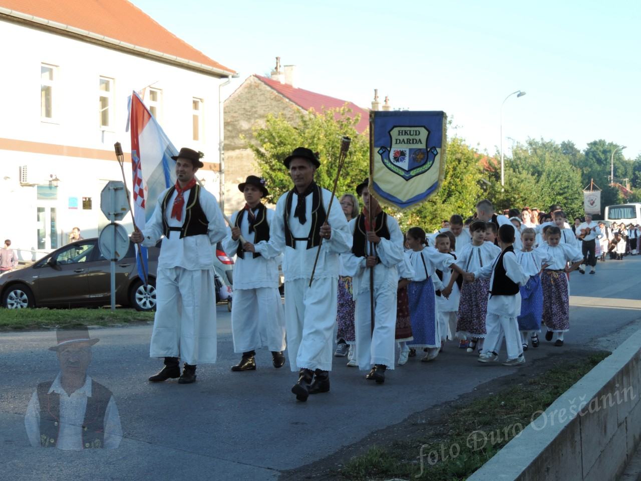 14. IVANJSKA SMOTRA FOLKLORA - DARDA, 24.06.2015