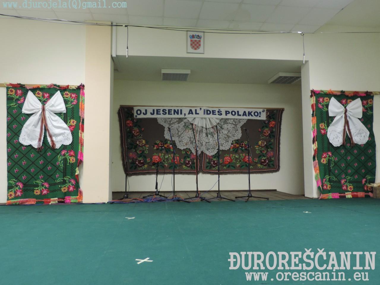 Bicko Selo-OJ JESENI ,AL IDEŠ POLAKO 2017