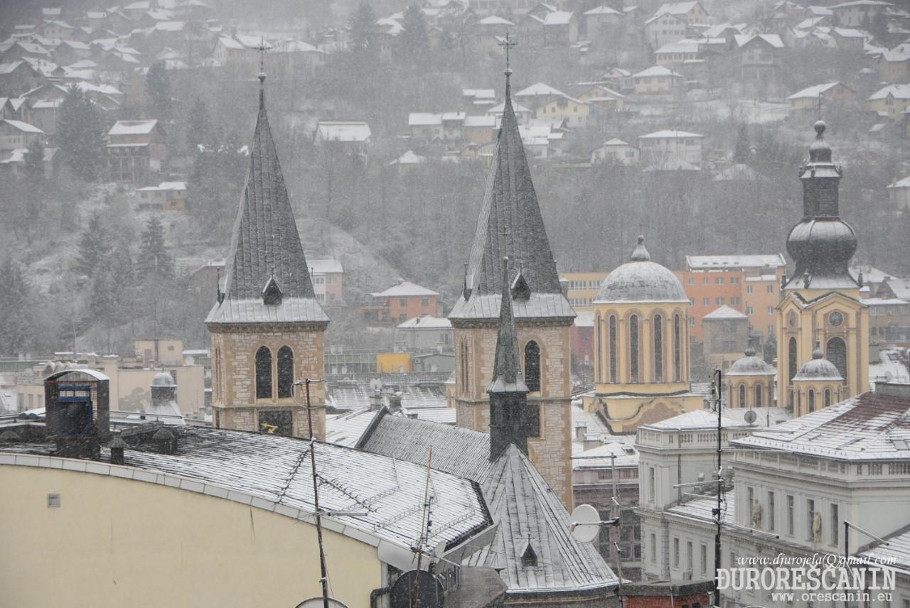 Sarajevo-ŽIVJELA DJECA VELIKA I MALA-2018